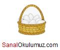 sepet yumurta
